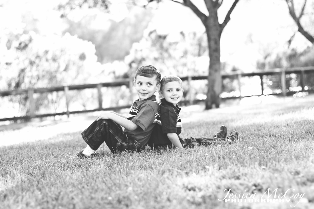 Brother Poses, Walnut Creek, CA photographer
