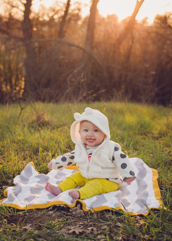 jessica mccoy photography, 6 month old pictures, family photographer bay area, concord ca photographer