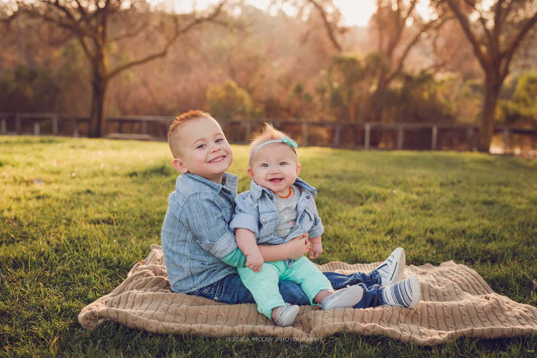 Jessica McCoy Photography, Brother and sister, walnut creek ca photographer, concord ca photographer